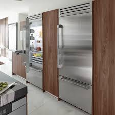 thermador built in refrigerator 36. dacor 36\u2033 discovery integrated refrigerator \u2013 dyf36bf thermador built in 36