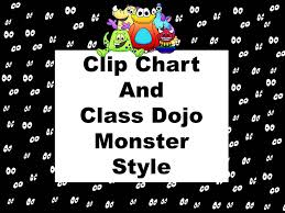 Clip Chart And Class Dojo Frogtastic Friends