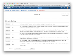planning poker atlassian marketplace screenshot