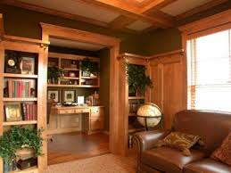 craftsmen office interiors. The Look We Hope To Get Our House One Day-craftsman Coffered Ceiling Grand Entryway Wood Paneling Shaker Mission Craftsmen Office Interiors