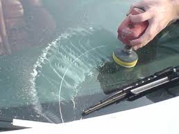 incredibly powerful windshield scratch repair kit