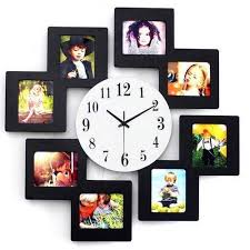 fancy photo frame clock at rs 450 piece
