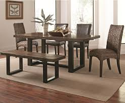 Rustic Charm Dining Set