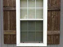 diy shutters interior exterior pallet furniture plans