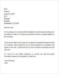 Recommendation Letter For Employee Sample Doritrcatodos Co