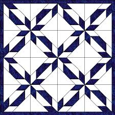 Pattern Maker » Blog Archive » FOUNDATION PIECED STAR FREE PATTERN ... & Hunters star on white background Adamdwight.com