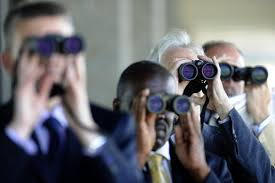 risks highly successful people take   Business Insider binoculars