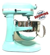 Kitchen Aid 6qt Stand Mixer Picture 5 Of 6 Qt