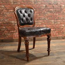 antique chair english on back library chair desk hall side victorian for