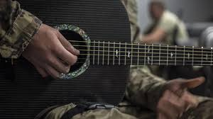 AFCENT band cheers Bagram service members