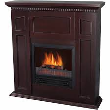 Sylvania Portable Electric Fireplace Heater Fireplaces At Lowes Walmart Electric Fireplaces