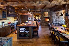 cabin kitchen design. Delighful Cabin Inside Cabin Kitchen Design D