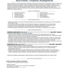 Sample Resume For Property Manager Best Of Sample Resume For Property Manager Ophionco