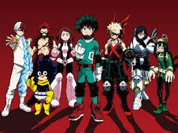 Height Chart My Hero Academia My Hero Academia Class 1 A Ranked