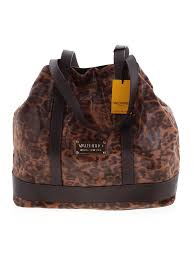 Details About Nwt Valentino By Mario Valentino Women Brown Tote One Size