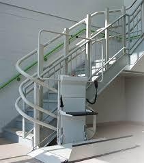 Exterior Ada Lift porch lift vertical platform home lifts 8 teamns
