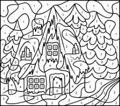 Hard Color By Number Printables Free Coloring Pages On Art