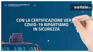 Ministero Della Salute Green Pass Come Ottenerlo - Green pass, le  istruzioni per ottenerlo – Giornale di Bologna