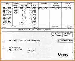 15 Payroll Stubs Templates Free Sample Paystub