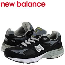 new balance new balance women sneakers military pack wr993arm black 2a wise leather shoes military