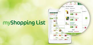 Shopping List Price Calculator Shopping List Countdown