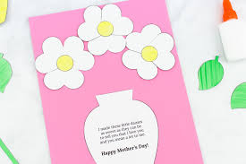 Paper Flower Crafts For Kindergarten Easy And Fun Paper Flower Bouquet Craft Fireflies And Mud Pies