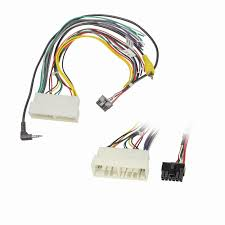 70 7306 car stereo wiring harness for 2017 and up hyundai and gm radio wiring harness diagram at Car Stereo Wiring Harness