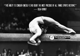 Famous Gymnastics Quotes And Sayings