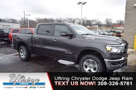 New 2019 RAM All-New 1500 Big Horn/Lone Star Crew Cab in Pekin ...
