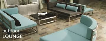 Commercial Outdoor Furniture Interior