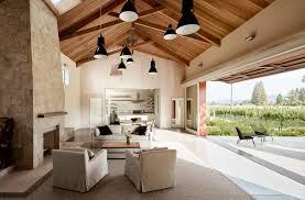 napa barn modern home in saint helena california by anderson on dwell