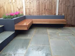 Small Picture Modern Garden Design London Natural Sandstone Paving Patio