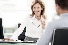 picture of a female recruiter hr consultant job description