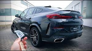 2020 Bmw X6 Xdrive 40i M Sport Youtube Bmw X6 Bmw Dream Cars