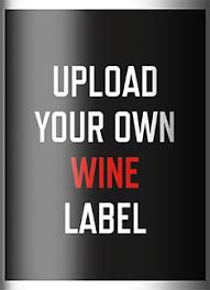 wine bottle stickers design your own personalized custom wine bottle labels