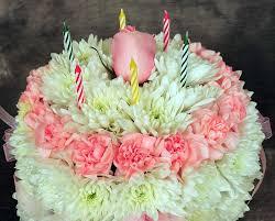Floral Birthday Cake Krempcom