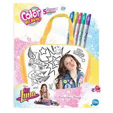 Coloriage Joyeu Anniversair Soy Luna