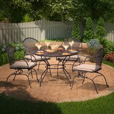 patio design black wrought iron  design creative of black wrought iron patio furniture wrought iron pa