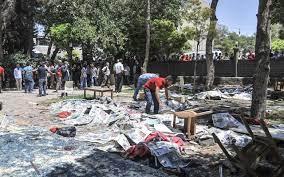 Suruç katliamı! 'Patlamayı duyunca sakat kalsa da yaşasın diye dua ettim' -  Internet Haber