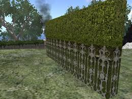 wrought iron privacy fence. 69aaa4604dcb9f9f741f37f52cca2b5d. Overgrown White Wrought Iron Fence Bush Privacy