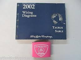 2005 taurus sable wiring diagrams manual • cad 10 72 picclick ca 2002 ford taurus mercury sable wiring diagrams service manual