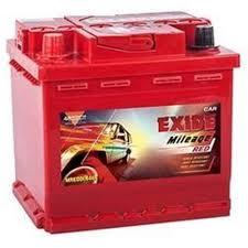 Exide Automotive Battery Application Chart Exide Mileage Car Battery 44 Ah