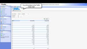 virtuozzo virtuozzo tutorial how to view traffic statistics in virtuozzo