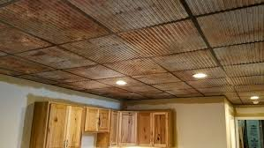 old tin roof ceiling tile