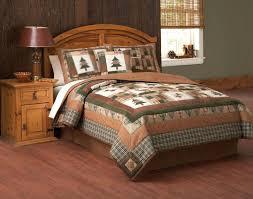 cabin bedding sets cabin comforter sets items categories lodge quilt cabin bedding moose outdoor hunting cabin