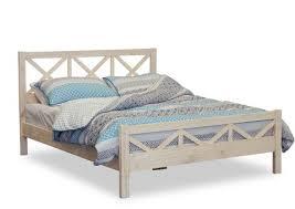 whitewash furniture. Headland Bed Whitewash Furniture