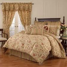 imperial dress antique four piece queen comforter set