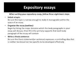 what to write an expository essay on expository essay examples academichelp net