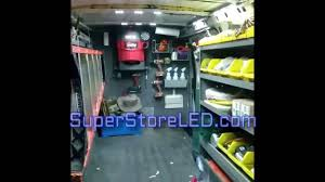 enclosed trailer lighting transit cargo lighting sprinter led lighting cargo van led lighting