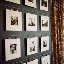 Creative Photo Hanging Ideas Photo Wall Hanging Garlands Modern Wall  Decoration Family Art .